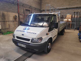 Ford Transit 2004 cabina abierta