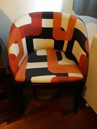 Estupenda silla retro / vintage
