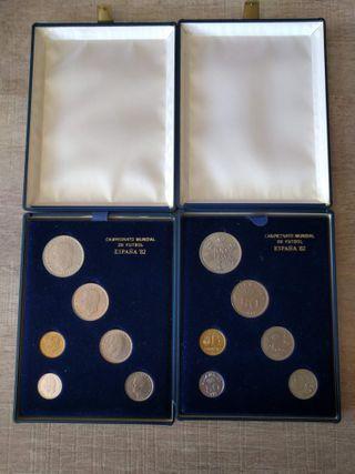 Monedas mundial 1982