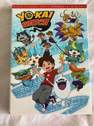 CD de yo-kay watch
