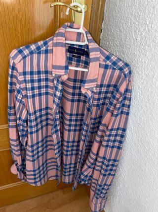 Polo Ralph Lauren camisa rosa