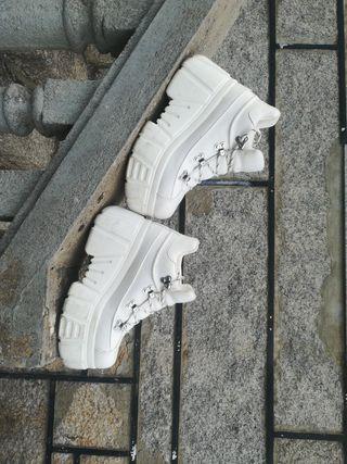 plataformas blancas