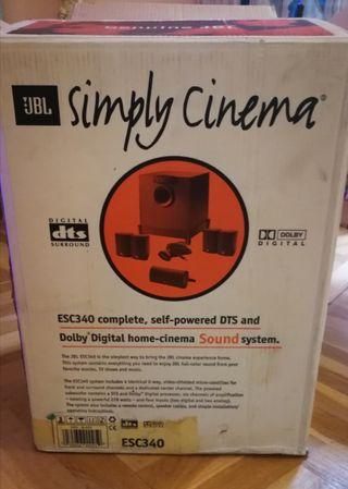 Home Cinema JBL