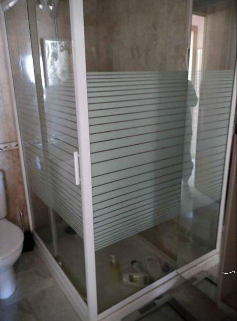 Plato de ducha + Mampara