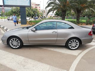 Mercedes-Benz CLK 2005