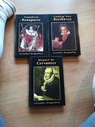 libros grandes biografía