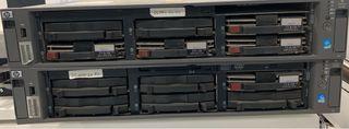 Servidor HP DL 380 G4