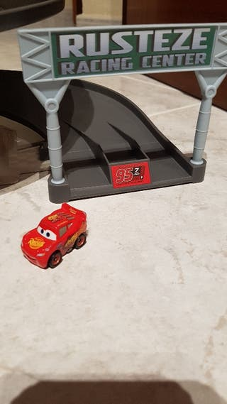 Pista cars