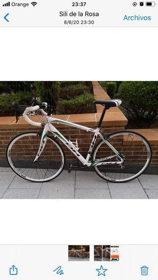 Bicicleta BH zaphire de carretera talla M