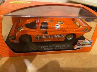 Scalextric Porsche 956C -Ist Imola 1984