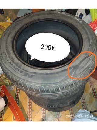 ruedas coche 195/60/R15