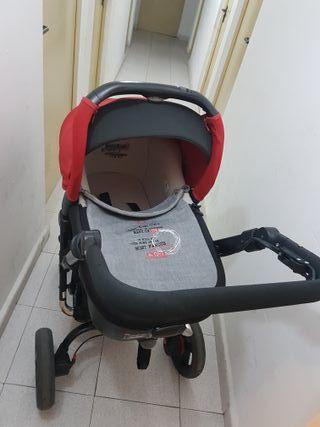 Carrito bebe Jané Rider