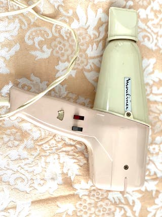 Secador Moulinex vintage retro