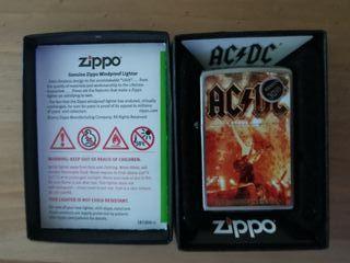 Zippo ACDC Original!