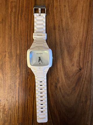 Reloj Nixon Rubber Player.