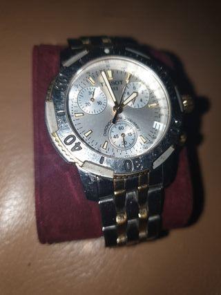 reloj tissot antiguo tipo rolex