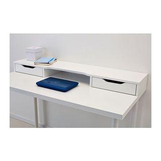 Suplemento mueble escritorio, leer bien.