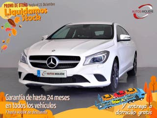 Mercedes-Benz Clase CLA 200 d Shooting Brake Urban 100 kW (136 CV)