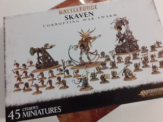 Skaven Battleforce
