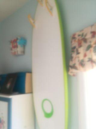 tabla surf espuma 1.80 larga 70 kilos