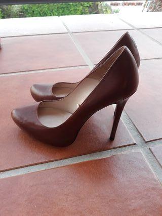 Zapatos mujer de tacón alto Zara n°38