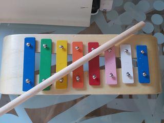xilofono niños