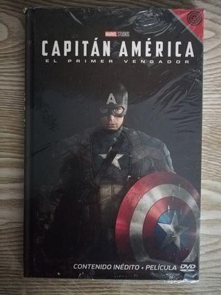 película capitán América