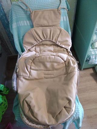 saco silla de paseo, carrito bebe