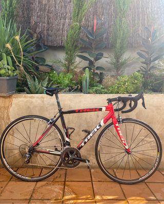 Bici carretera Trek alpha 2.1 talla 54