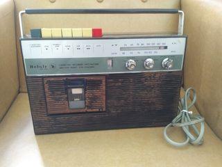 Radio vintage alemana Belair CRH-570
