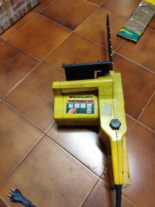 Motosierra eléctrica Mcculloch electramac 235