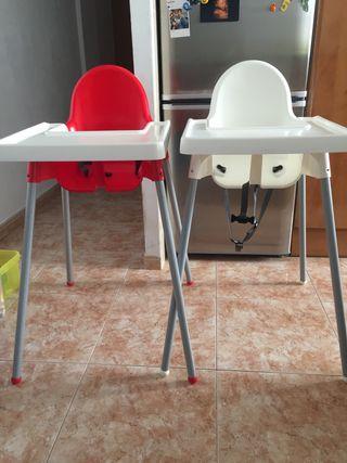 Trona Antilop Ikea.