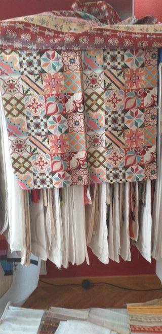 Tapiceros con telas de diseño