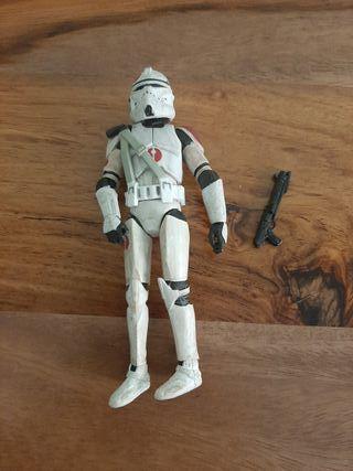 Star Wars comandante neyo