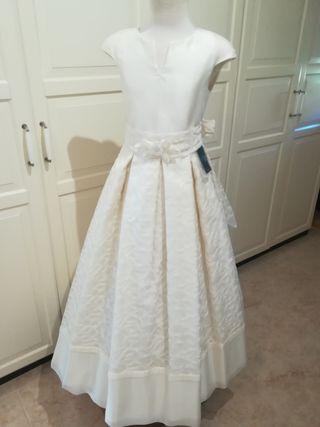 vestido comunión nuevo