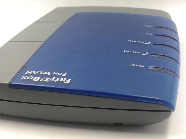AVM Fritz!Box Fon WLAN Router/Modern AccessPoint