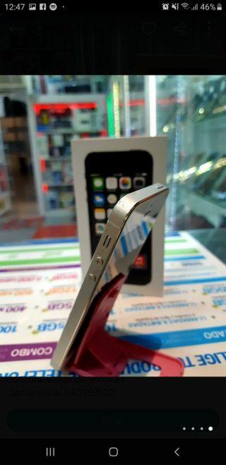 APPLE IPHONE 5S 16GB 16GB SILVER SEMINUEVO