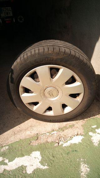 ruedas Citroen C5