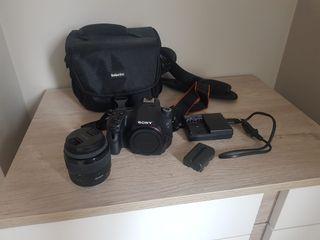 cámara fotos Sony a-58