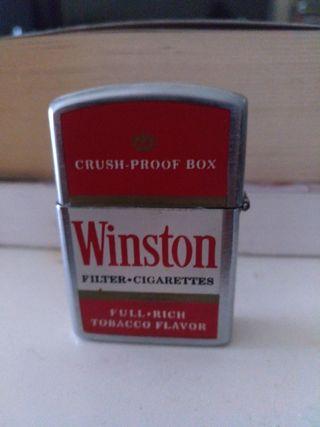 Encendedor Zippo Winston