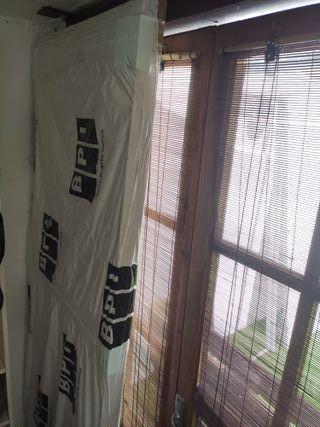 puertas lacadas blancas y premarco y tapetas