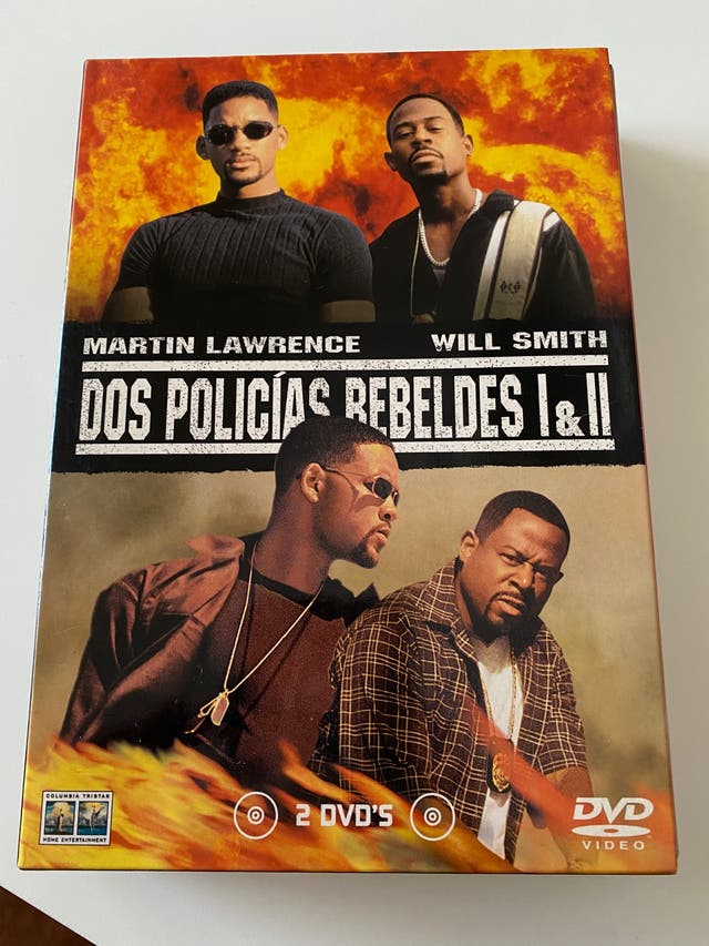 Pack Dos policías Rebeldes