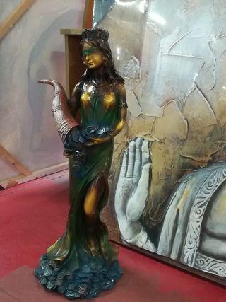 Última diosa de la fortuna¡¡ 69 cm