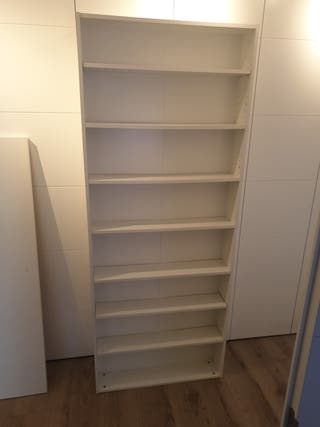 Libreria estanteria para juegos, discos libros etc