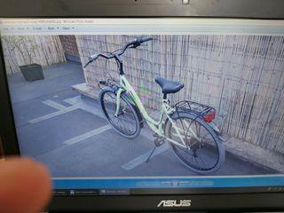 Brand New MBM Agora 26 Inch Woman Green Bike (6 Ge