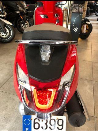 Kymko Like 125cc del 2019