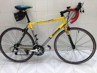 Bicicleta sport de decathlon