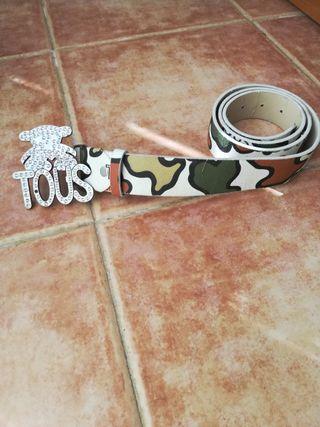 Cinturon señora Tous