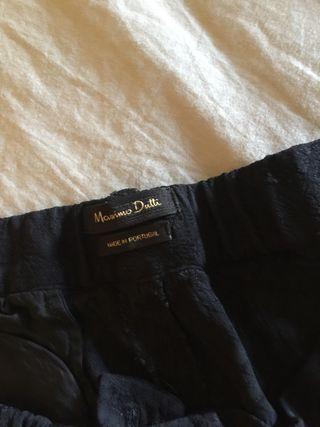 Pantalón maximo dutti