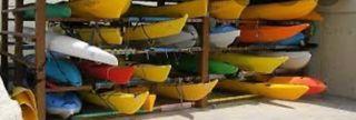 Plaza para piragua o padel surf